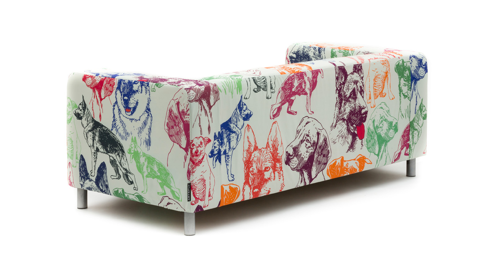 Dogs - IKEA Klippan Cover
